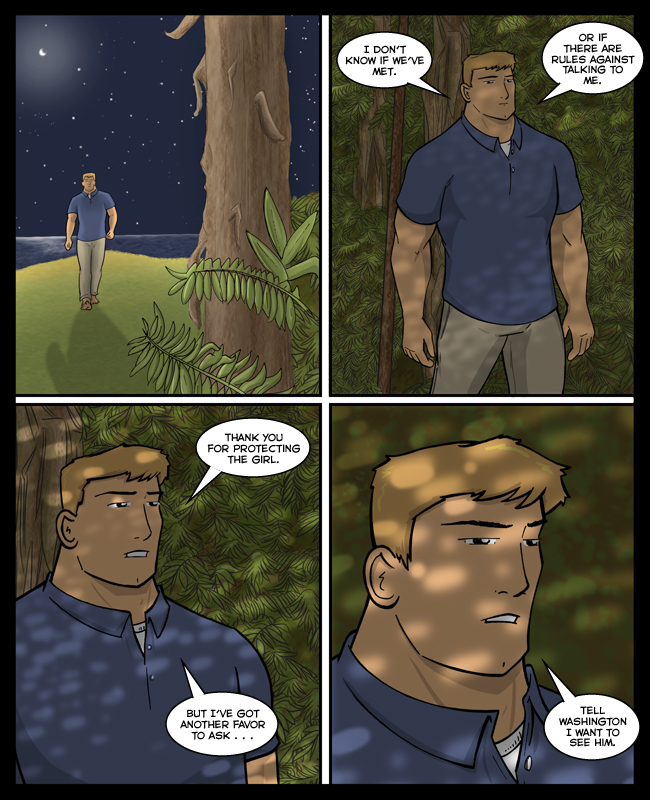 Comic for 24 December 2012: Some of you saw this coming.