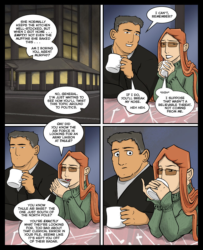 Comic for 20 March 2014: So dainty.
