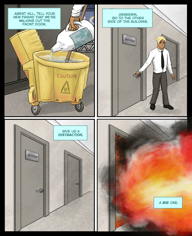 Comic for 15 March 2017: Ken. That's so dangerous. Don't do that.
