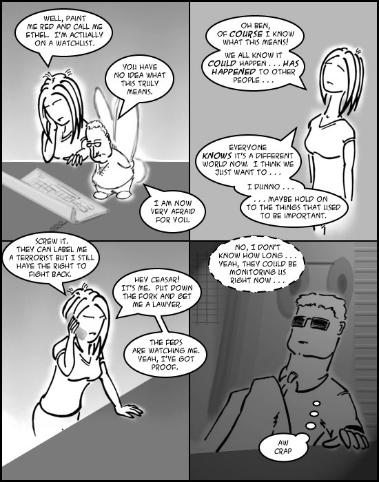 Comic for 21 March 2006: Intro 2