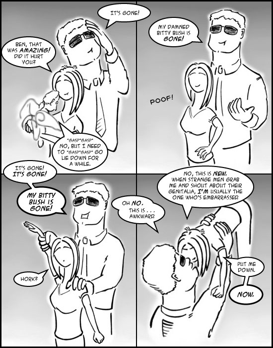 Comic for 25 April 2006: Introduction Comic 18