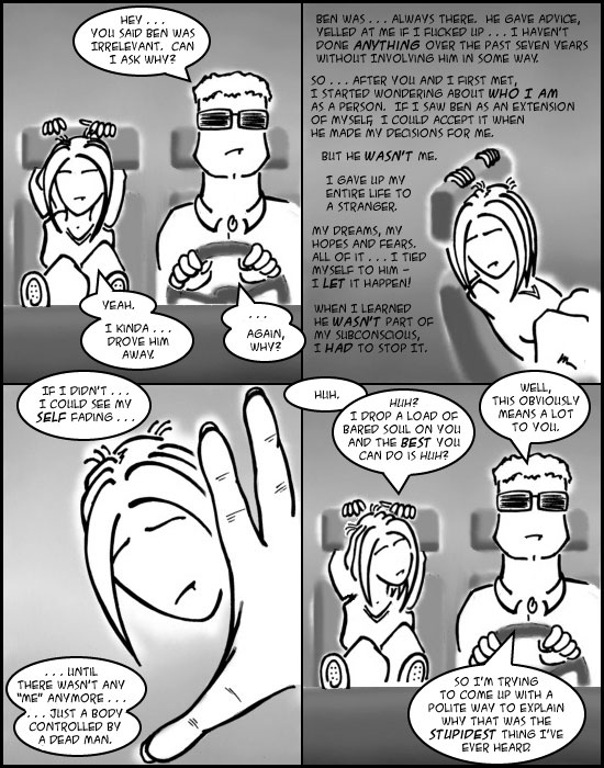 Comic for 21 August 2006: one21aug06.jpg
