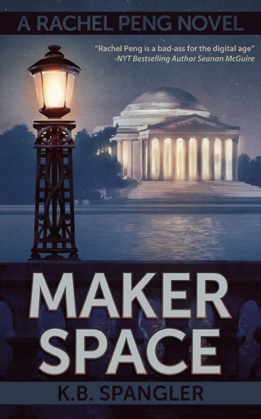 Maker Space - a Rachel Peng novel