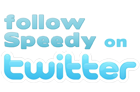 Speedy at Twitter